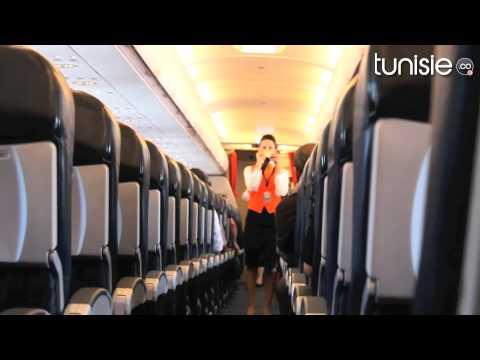 Vol Tunis - Paris à Bord De Syphax Airlines