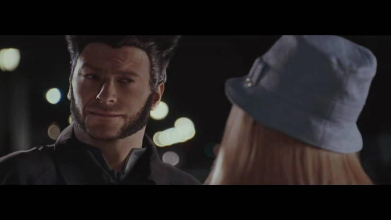 Tom Cruise- Wolverine