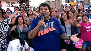 DOMINGOS DE FIESTA - Toño y su grupo Centella