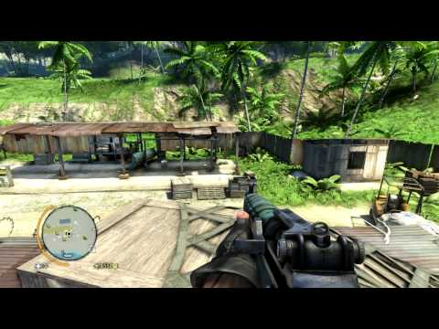 Far Cry 3 - All Weapon Animations