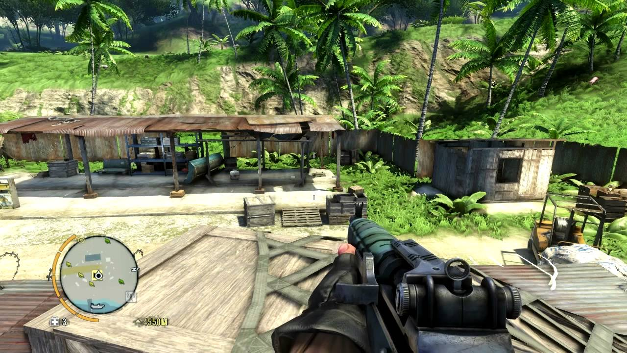 how to unlock all weapons in far cry 3