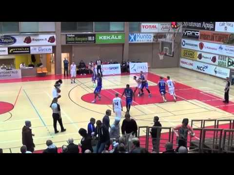 Brett Roseboro Highlight tape Fokopo 2014- 15