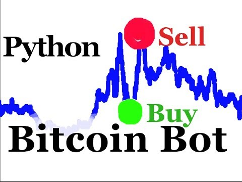 Build Crypto Bitcoin Trading Bot with Python Binance CCXT
