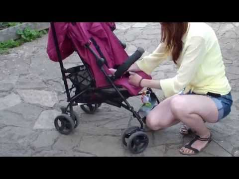 обзор нашей коляски INGLESINA SWIFT