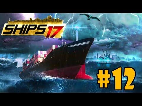 Ships 2017 - Walkthrough - Part 12 - Construction Among Waves (PC HD) [1080p60FPS]