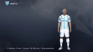 LIVE Stream ( PS4 ) - [ Face do [ MAICON ] - (PES 2017) - Nova contratação do AVAI