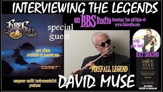 David Muse 'FIREFALL' legend talks new album 'Comet'