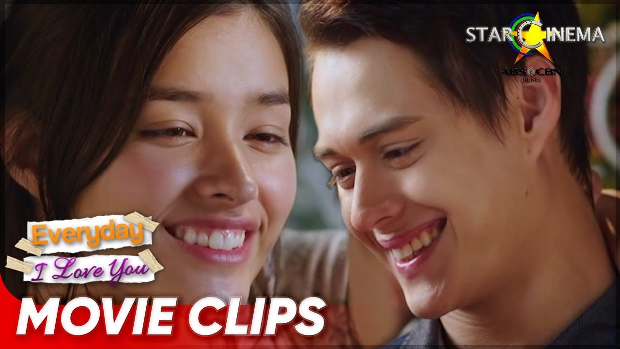 Everyday I Love You Liza Soberano Enrique Gil Gerald Anderson Supercut Youtube