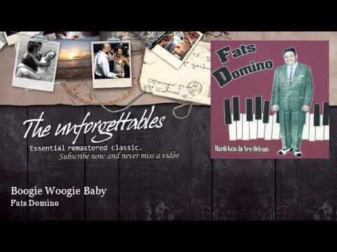 Fats Domino - Boogie Woogie Baby