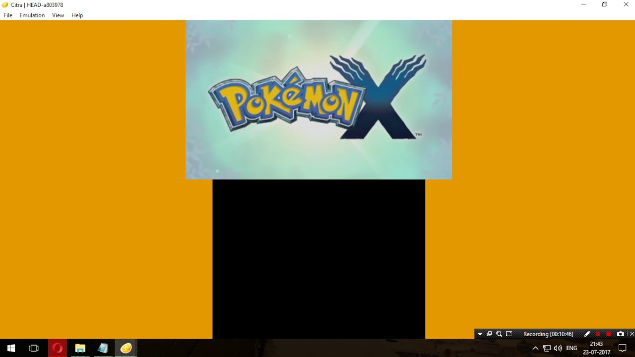 pokemon x emulator mac download