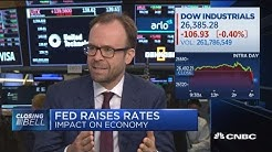 Goldman Sachs chief economist on rising rates