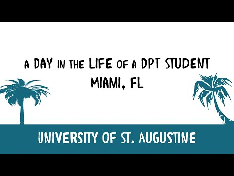 Day in the Life of a USAHS Student,  Miami Campus Video