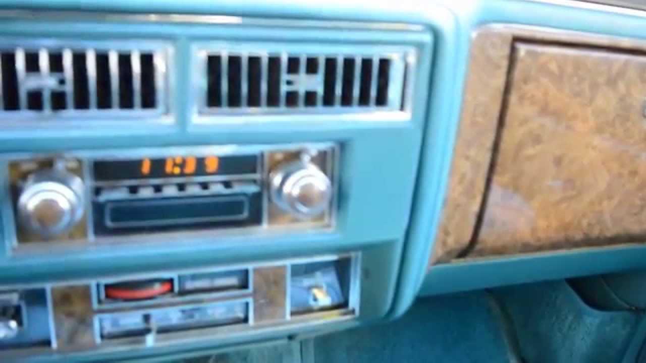 1979 cadillac blower motor relay  [ 1280 x 720 Pixel ]