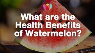 10 Amazing Health Benefits of Watermelon  #Watermelon