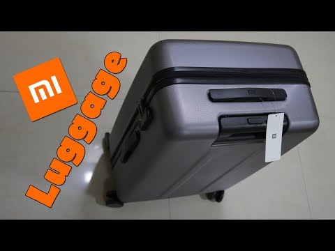 """Mi Luggage Mi Suitcase 24"""" unboxing, now in India from Rs. 2,999 onwards"""