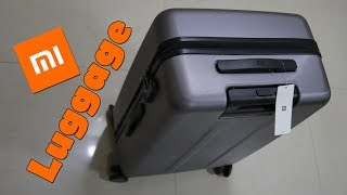 "Mi Luggage Mi Suitcase 24"" unboxing, now in India from Rs. 2,999 onwards"