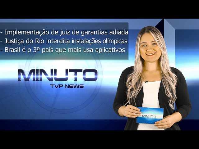 MINUTO TVP NEWS 16/01/2020