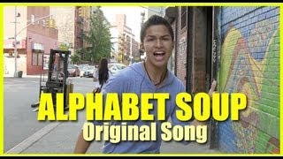 Alphabet Soup - Original Song - Alex Aiono