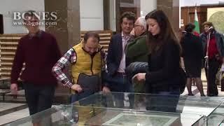 """Изложба в Националната библиотека показва """"Европа в старите карти"""""""