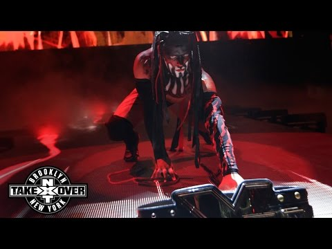 WWE Network: Finn Bálor unleashes the demon in Brooklyn: NXT TakeOver: Brooklyn