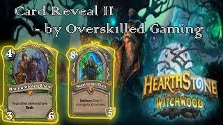 Hagatha & Class Legendaries - Witchwood Card Review Part II - Hearthstone