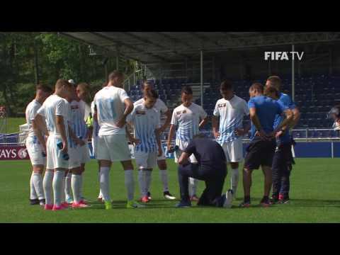 FC Zürich v. RSC Anderlecht, Match Highlights