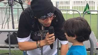 بروفه .. Harris J - Salam Alaikum - Muslim Fest 2018