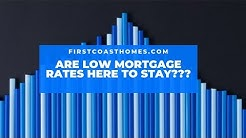 Are Low Mortgage Rates Here to Stay?