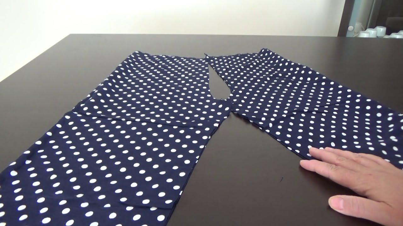 02984afeaaca1 Dıy/Pijama Pantolon Dikimi/Evde Pratik Yazlık Pijama/Kendin Yap ...