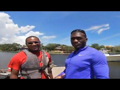 Titusville Florida Salt Water Fishing!!!