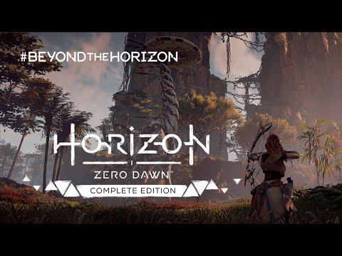 Horizon Zero Dawn Complete Edition for PC – PC Features Trailer