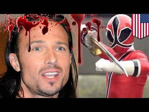 Red Power Ranger murder: actor Ricardo Medina Jr. arrested for killing roommate with a sword
