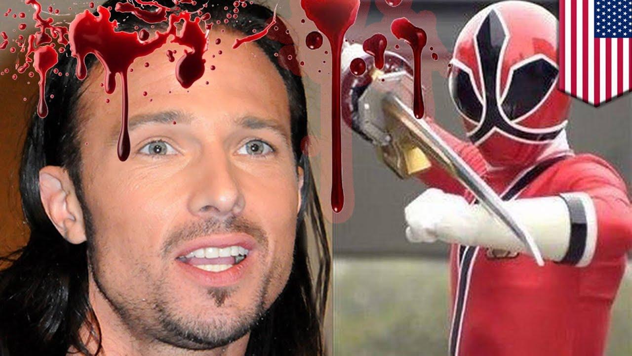 Red Power Ranger Murder Actor Ricardo Medina Jr Arrested For
