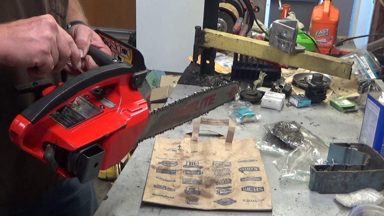 C141 Homelite Super 2 Chainsaw For Sale