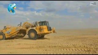 Строительство дорог в Казахстане