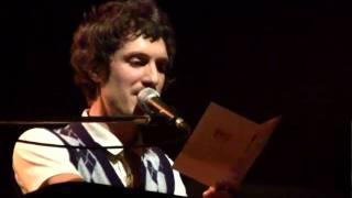 Florent Marchet - Intro + Narbonne Plage, Live @ Palais des Congrès, Loudéac