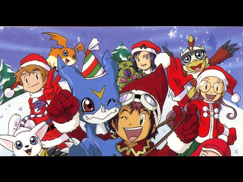 A Very Digi Christmas (Relient K AMV) - YouTube