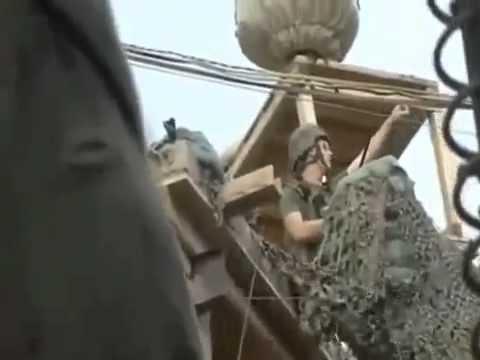 U.S. Marines & U.S. Army Defend Outpost in Afghanistan