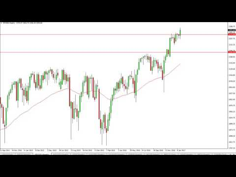 S&P 500 Index forecast for the week of January 30 2017, Technical Analysis
