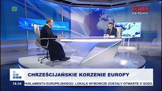 Rozmowy niedokończone: Chrześcijaństwo w Europie cz.I