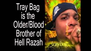 Blazing battles Tray Bag feat. Hell Razah.