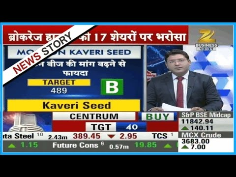 Expert Panel's suggestion for best Shares to invest in 2017