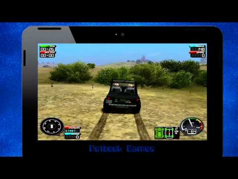 Games to Play on Your Netbook: Screamer 4X4