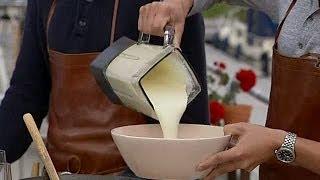Dryck På Blommor Och Soppa På Potatis I Mitt Kök Sverigeresan - Tv4