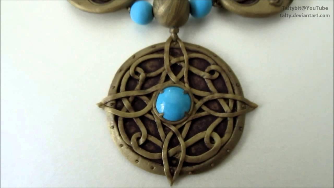Handmade Amulet of Mara from Skyrim