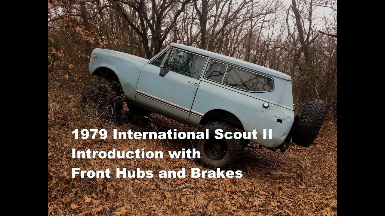 Wire Diagram International Harvester Scout Ll