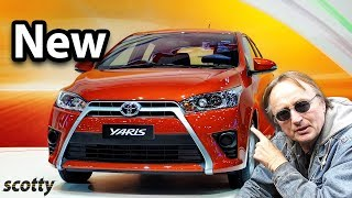 The Truth About the New Toyota Yaris, It's Not a Toyota