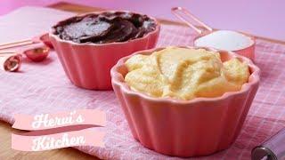 CREMA PASTELERA | Crema pastelera de CHOCOLATE | Básicos de repostería | Ale Hervi