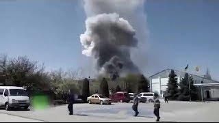 Невероятная видео _ Реальные съемки _ атака реальное, НЛО 2018
