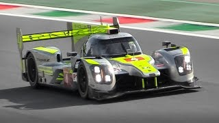 24h Le Mans 2019 Pre-Tests at Monza Circuit: ByKolles LMP1 Gibson V8, M8 GTE, 991.2 RSR & More!